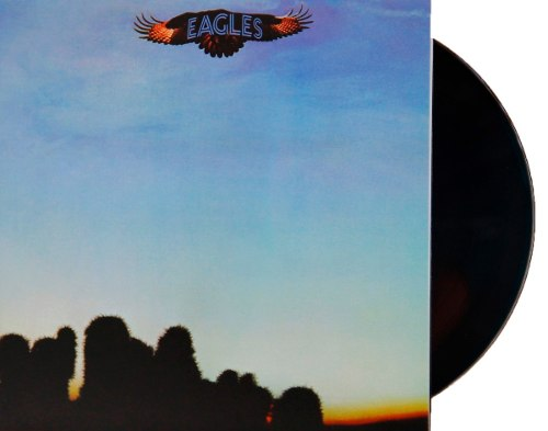 Lp Vinil Eagles Primeiro 1972
