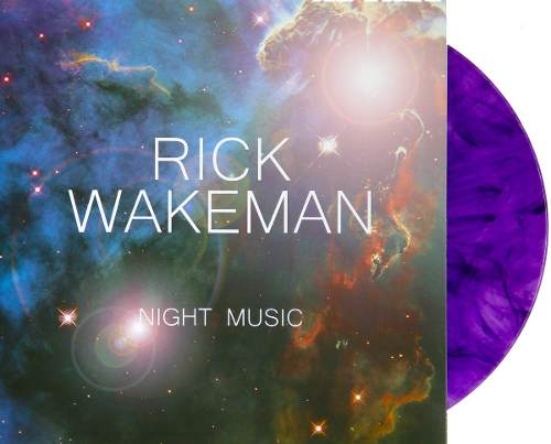 Lp Vinil Rick Wakeman Night Music Colorido