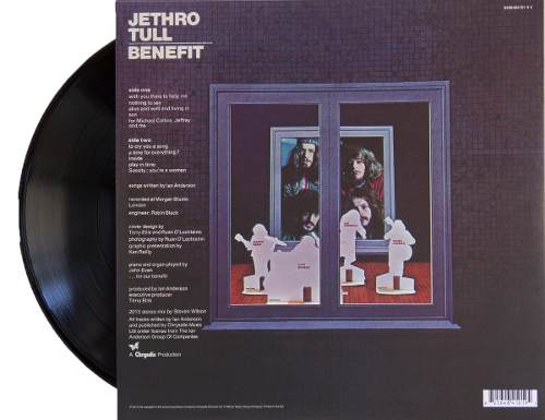 Lp Jethro Tull Benefit