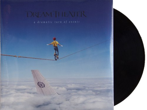 Lp Vinil Dream Theater A Dramatic Turn Of Events