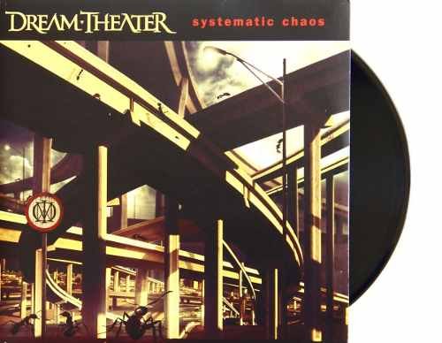 Lp Vinil Dream Theater Systematic Chaos