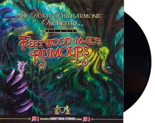 Lp Vinil Royal Philharmonic Orchestra Plays Fleetwood Mac