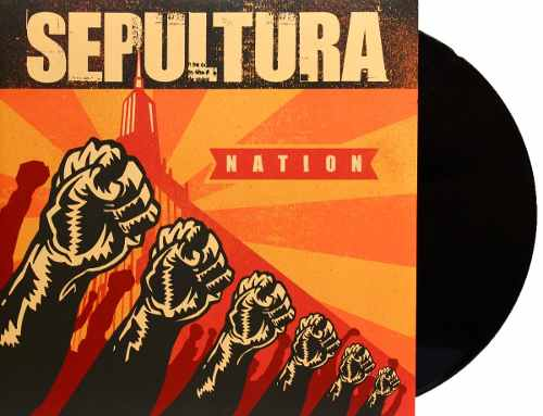 Lp Vinil Sepultura Nation