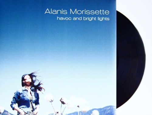 Lp + Cd Alanis Morissette Havoc And Bright Light Novo