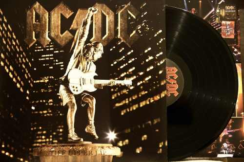 Lp ACDC Stiff Upper Lip