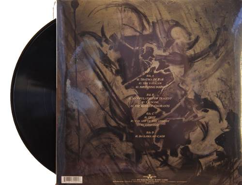 Lp Vinil Sepultura The Mediator Between Head And Hands