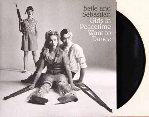 Lp Vinil Belle And Sebastian Girls In Peactime Want To Dance