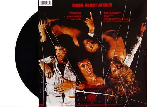 Lp Vinil Queen Sheer Heart Attack