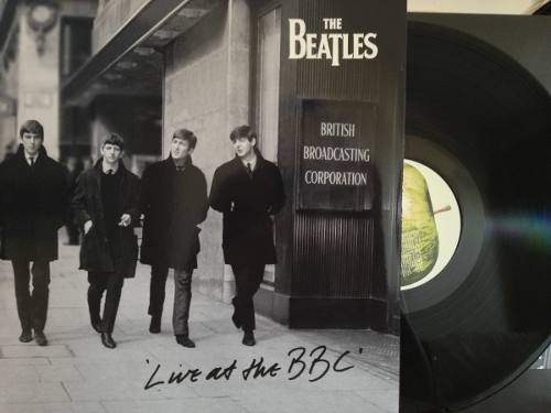 Lp Vinil The Beatles On Air Live At The Bbc Vol. 1