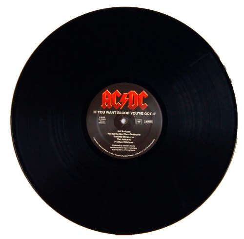 Lp Vinil ACDC If You Want Blood