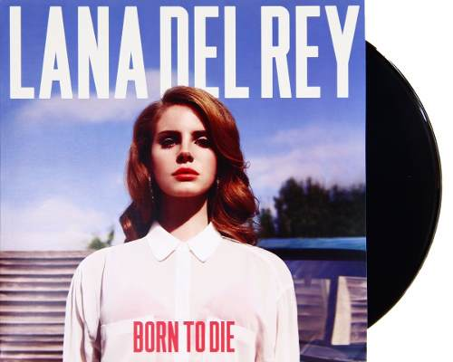 Lp Vinil Lana Del Rey Born To Die