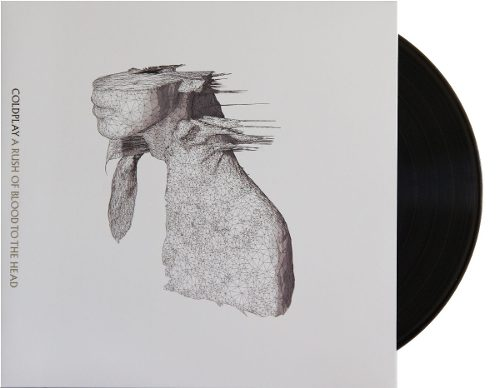 Lp Vinil Coldplay A Rush Of Blood To The Head