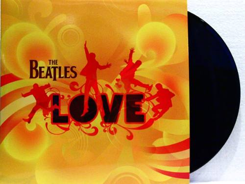 Lp The Beatles Love