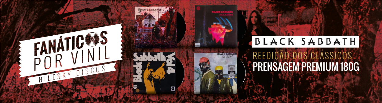 Lps Black Sabbath Vinil