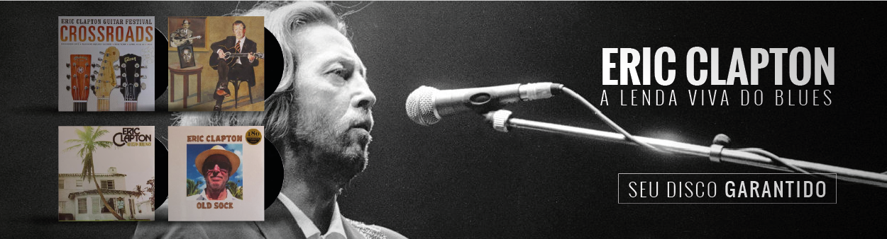Lps Box Eric Clapton