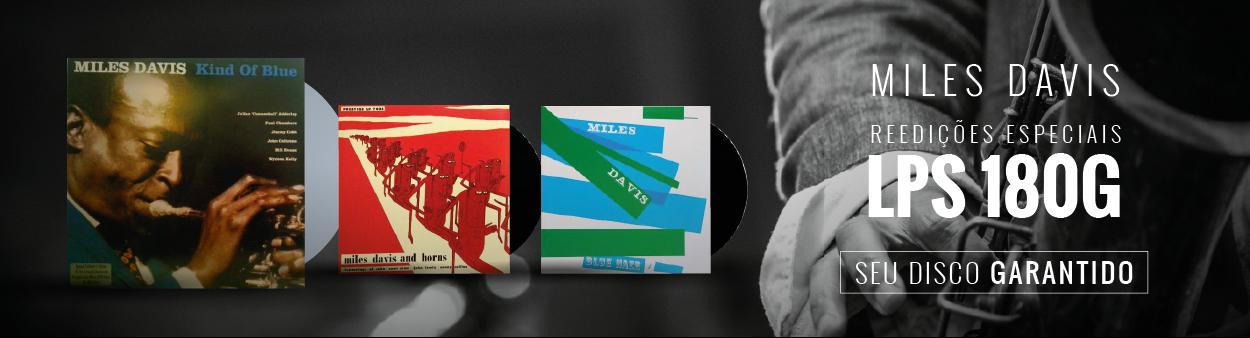 Lps Miles Davis