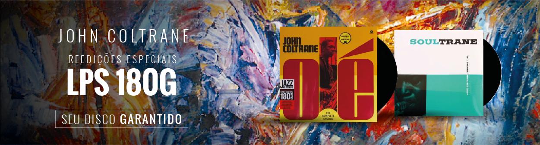 Lps Jazz John Coltrane