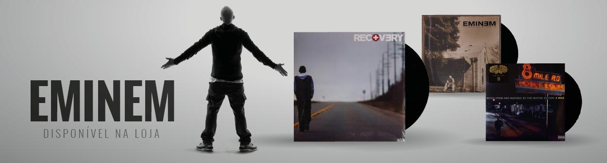 Lps Eminem - Rap Hip Hop