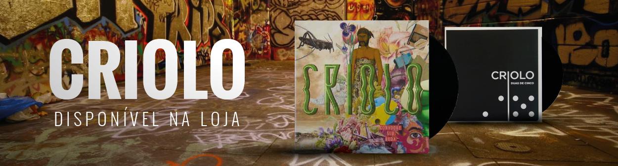 Lps Criolo - Hip Hop Rap