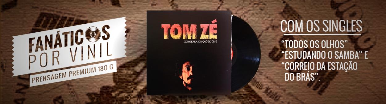 Lps Tom Zé