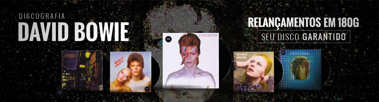 Lps David Bowie