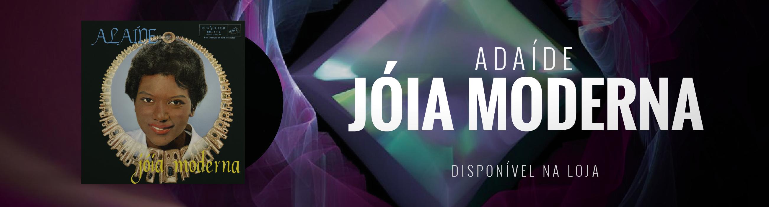 Lps Alaíde Costa - Jóia Moderna