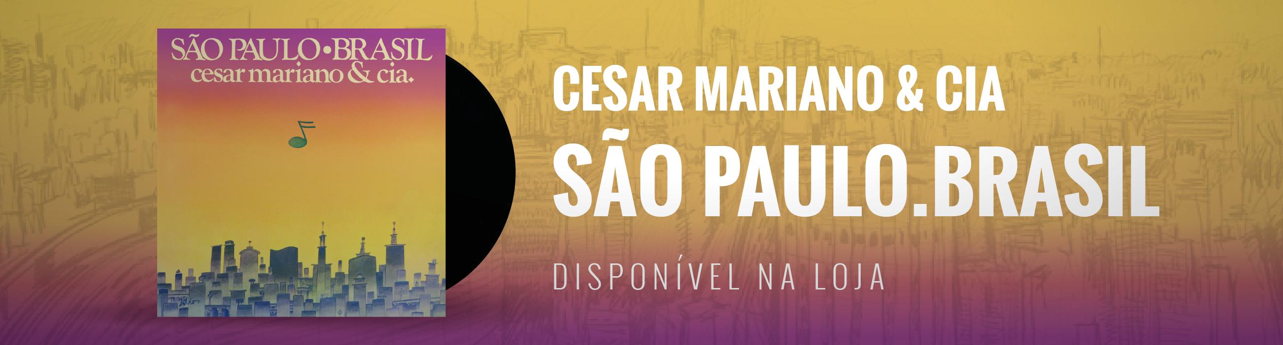 Lps - Cesar Mariano & Cia São Paulo: Brasil