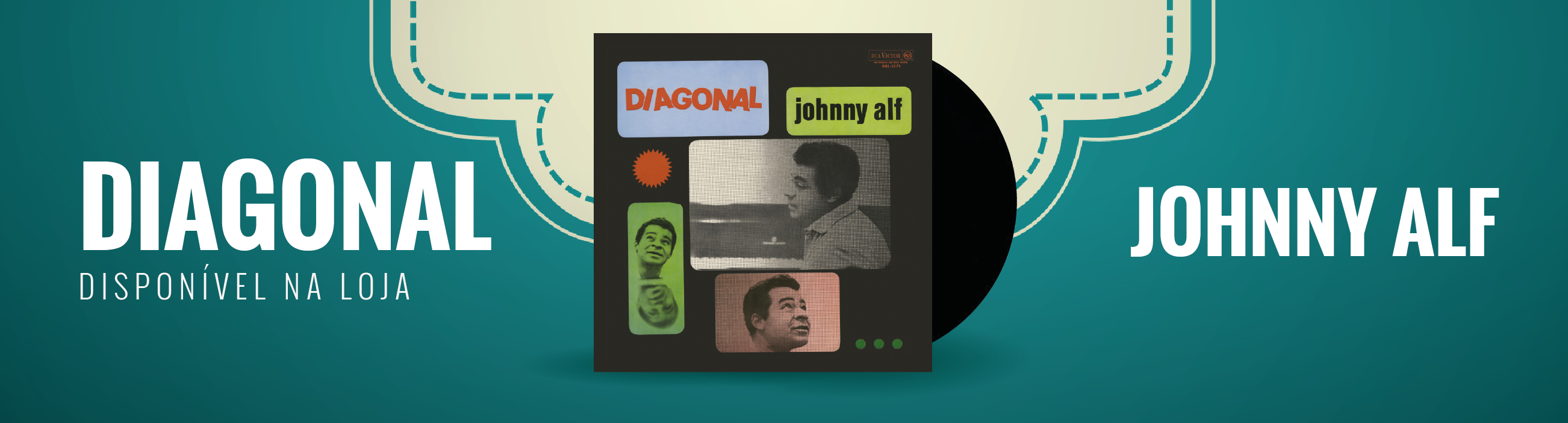 Lps Johnny Alf Diagonal