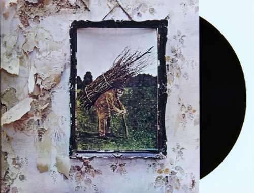 Lp Led Zeppelin IV Deluxe