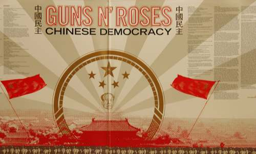 Lp Vinil Guns N Roses Chinese Democracy