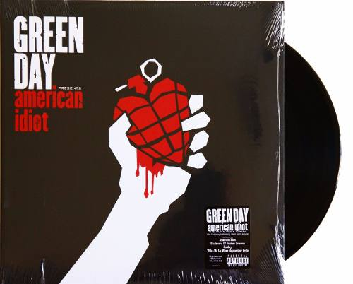 Lp Vinil Green Day American Idiot