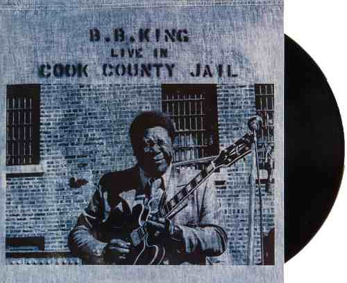 Lp Vinil BB King Live In Cook County Jail