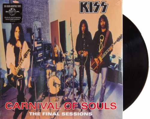 Lp Vinil Kiss Carnival Of Souls The Final Sessions