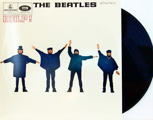 Lp Vinil The Beatles Help Estereo