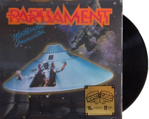 Lp Vinil Parliament Mothership Connection