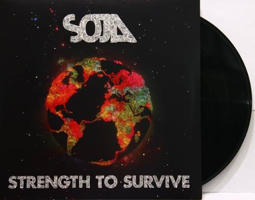Lp Vinil SOJA Strength To Survive