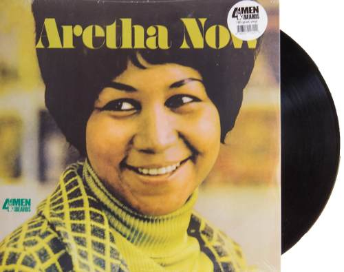 Lp Vinil Aretha Franklin Aretha Now