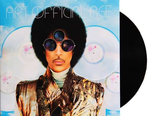 Lp Vinil Prince Art Official Age