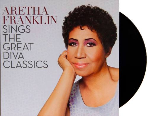 Lp Vinil Aretha Franklin Sings The Great Diva Classics