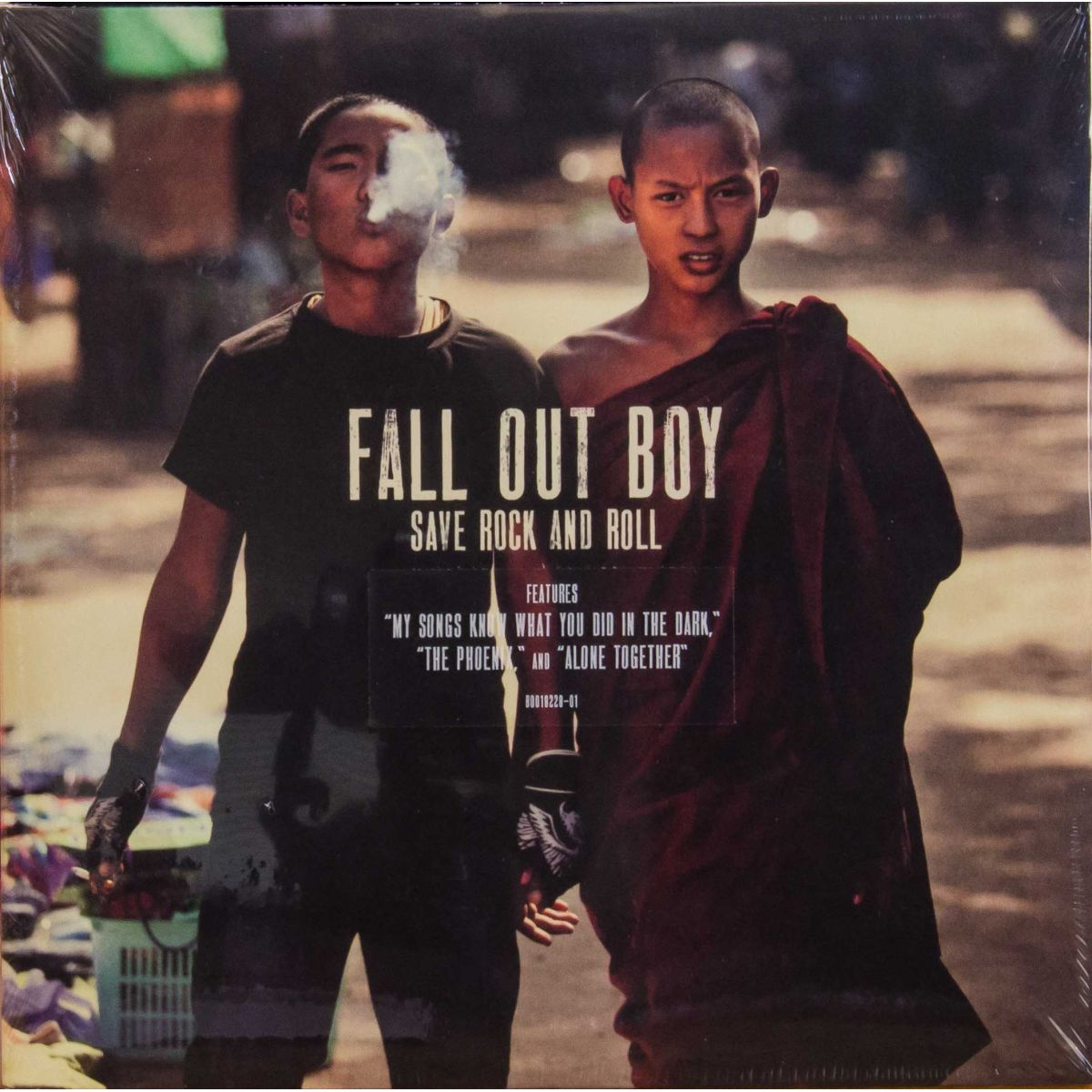 Lp Vinil Fall Out Boy Save Rock And Roll