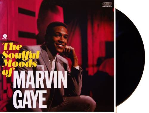 Lp Vinil Marvin Gaye The Soulful Moods