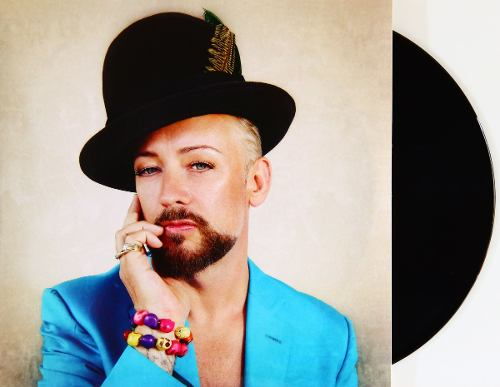 Lp Vinil Boy George This Is What I Do