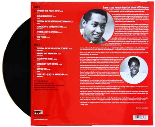 Lp Vinil Sam Cooke Twistin' The Night Away