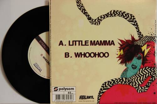 Lp Vinil Compacto Voyeur Whoohoo Little Mamma