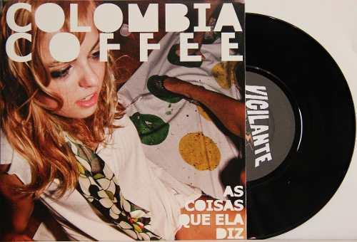 Lp Vinil Compacto Colombia Coffee As Coisas Que Ela