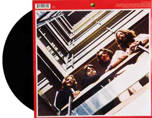 Lp Vinil The Beatles 1962-1966