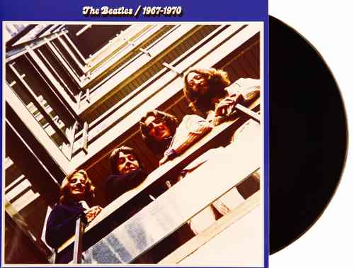 Lp Vinil The Beatles 1967-1970
