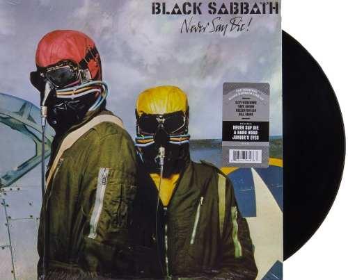 Lp Black Sabbath Never Say Die