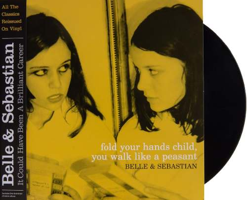 Lp Vinil Belle & Sebastian Fold Your Hands Child