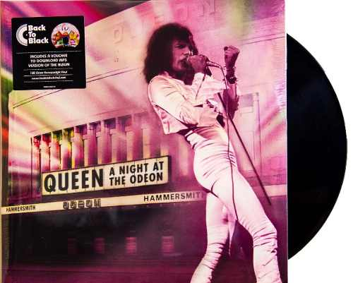 Lp Vinil Queen A Night Ate The Odeon
